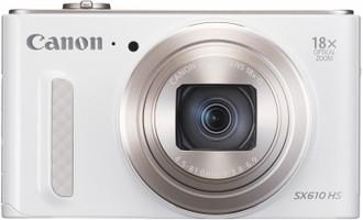 Canon PowerShot SX610 HS blanc