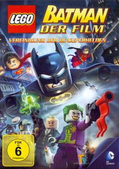 Lego Batman der Film - Vereinigung der DC Superhelden [ohne Figur]
