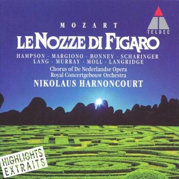Hampson - Mozart: Le Nozze di Figaro (Querschnitt) [Aufnahme Amsterdam Mai 1993]