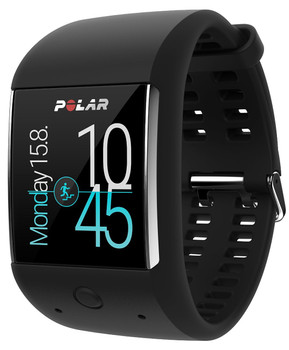 Polar M600 zwart