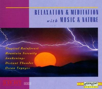 Various - Relax.&Medit.-Trop.Rainforest