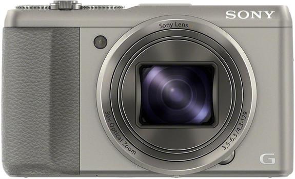 Sony DSC-HX50 zilver