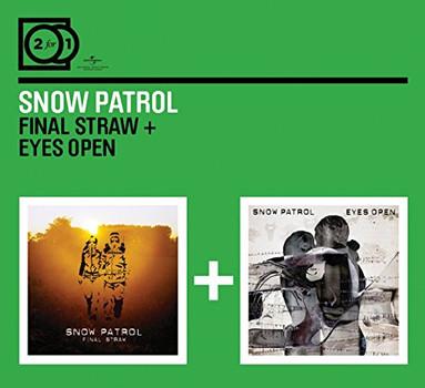 Snow Patrol - 2 for 1: Final Straw/Eyes Open