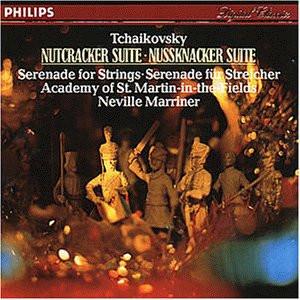 Neville Marriner - Nussknacker-Suite / Streicherserenade