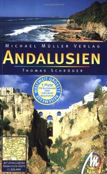 Andalusien. Reisehandbuch mit vielen praktischen Tipps - Thomas Schröder