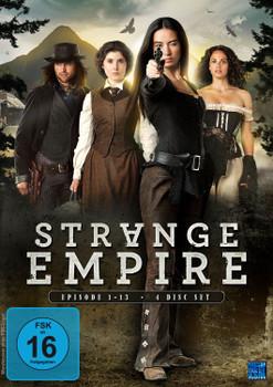 Strange Empire [4 Discs]