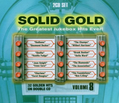 Various - Solid Gold the Greatest Vol.8