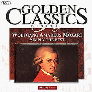 Various - Golden Classics - Mozart (Simply The Best)