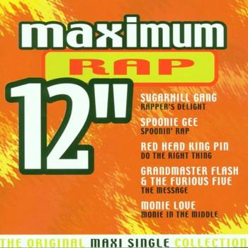"""Various - Rap 12"""""""