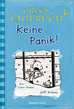 74f6736d823b4 Gregs Tagebuch - Band 6: Keine Panik! - Jeff Kinney gebraucht kaufen