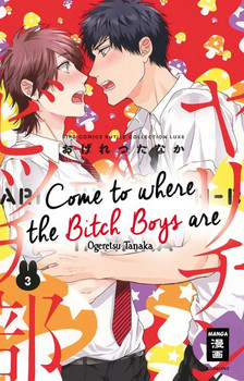 Come to where the Bitch Boys are 03 - Ogeretsu Tanaka  [Taschenbuch]