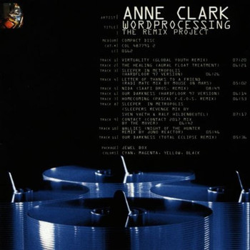 Anne Clark - Wordprocessing