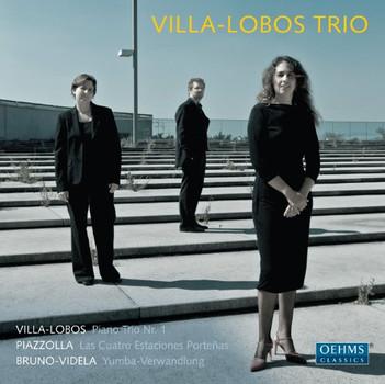 Villa-Lobos Trio - Klaviertrio 1/Cuatro Estaciones...