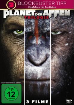 Planet der Affen Trilogie [3 DVDs]