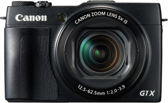 Canon PowerShot G1 X Mark II negro