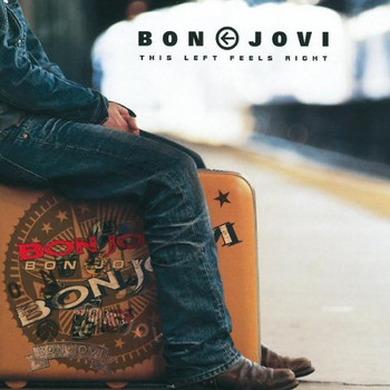Bon Jovi - This Left Feels Right Limited