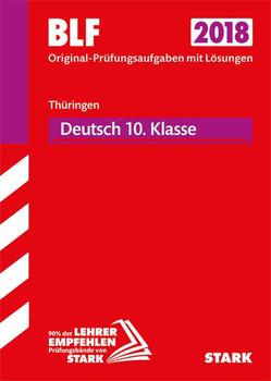 BLF - Deutsch 10. Klasse - Thüringen [Taschenbuch]