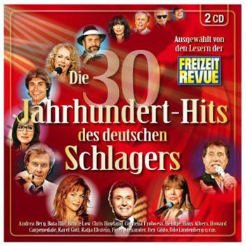 Various - Die 30 Jahrhundert-Hits des Deutschen Schlagers