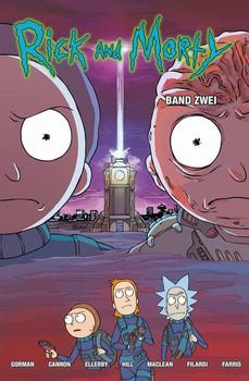Rick and Morty. Bd. 2 - CJ Cannon  [Taschenbuch]