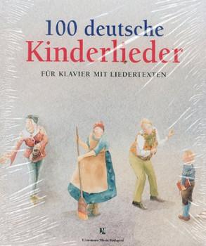 100 Deutsche Kinderlieder. Für Klavier mit Liedertexten - Istvan Mariassy