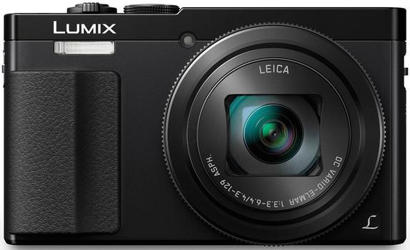 Panasonic Lumix DMC-TZ71 zwart