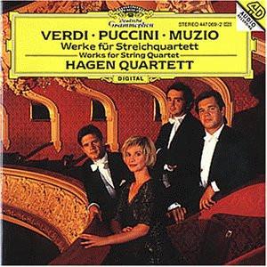 Hagen Quartett - Werke für Streichquartett
