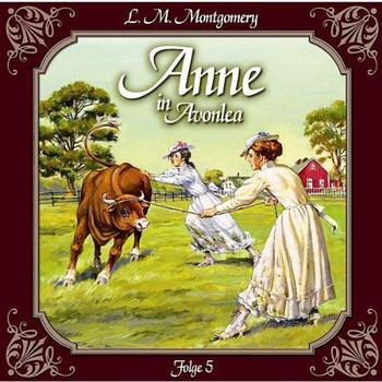 Anne in Avonlea, Folge 5: Die neue Lehrerin.