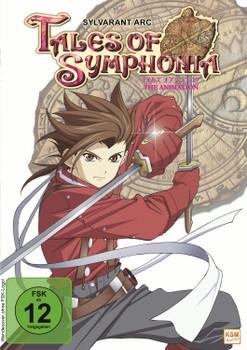 Tales of Symphonia Sylvarant Arc 01-04