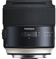 Tamron SP 35 mm F1.8 Di USD VC 67 mm Objectif  (adapté à Canon EF) noir