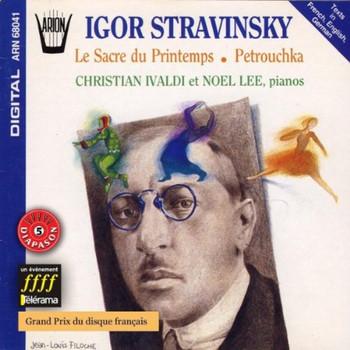Igor Stravinsky - Frühlingsopfer (Transkription für 2 Klaviere)