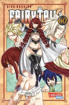 Fairy Tail 60 - Hiro Mashima  [Taschenbuch]