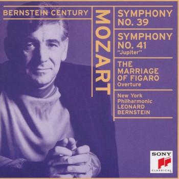 Leonard Bernstein - Sinfonien 39 und 41 u.a.