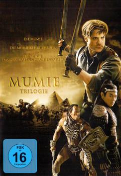 Die Mumie - Trilogy [3 DVDs]
