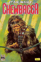Star Wars Sonderband 4, Chewbacca - George Lucas