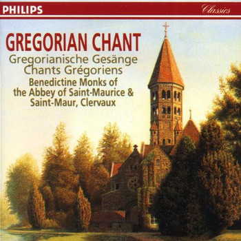 Benediktinerabteien Clervaux - Gregorianische Gesänge