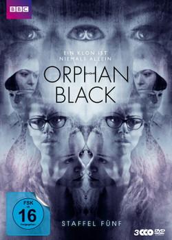 Orphan Black - Staffel fünf [3 DVDs]
