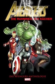 Avengers Anthologie - Jack Kirby  [Gebundene Ausgabe]