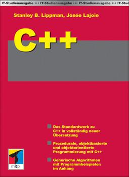 C++ IT-Studienausgabe - Stanley B. Lippman