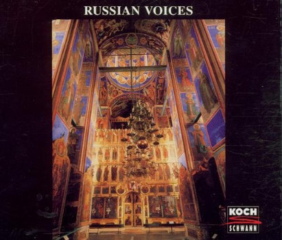 Mönche Von Sagorsk - Russian Voices (Die schönsten Hymnen aus Rußland)