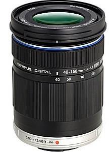 Olympus 40-150 mm F4.0-5.6 ED 58 mm filter (geschikt voor Micro Four Thirds) zwart