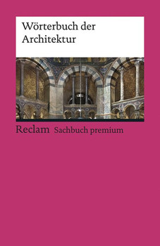 Wörterbuch der Architektur [Taschenbuch]