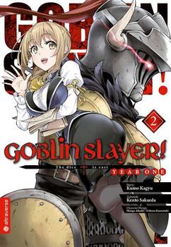 Goblin Slayer! Year One 02 - Kumo Kagyu  [Taschenbuch]