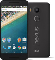 LG Google Nexus 5X 16GB antracita