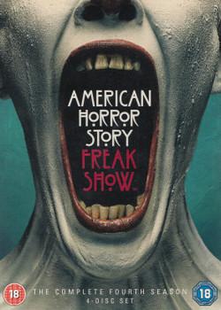 American Horror Story: Season 4 - Freakshow [4 DVDs, UK Import]