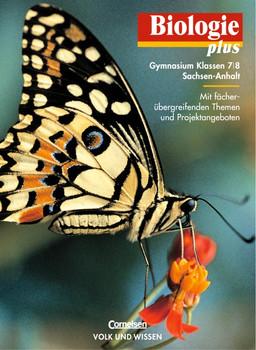 Biologie plus. Gymnasium Sachsen-Anhalt: Biologie plus, Lehrbuch, Ausgabe Gymnasium Sachsen-Anhalt