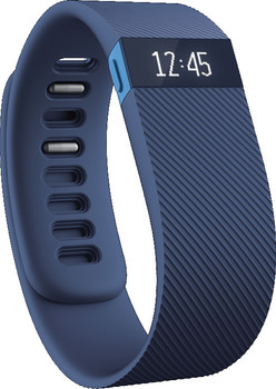 Fitbit Charge Large blauw
