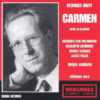 Grummer, Schock, Pease, Milinkovic - Bizet: Carmen