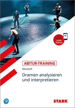 Abitur-Training - Deutsch Dramen analysieren und interpretieren mit Videoanreicherung [Taschenbuch]