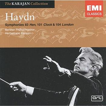 H.V. Karajan - Sinfonie 83,101 & 104