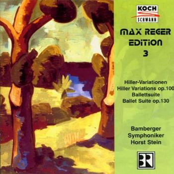 Horst Stein - Max Reger Edition Vol. 3